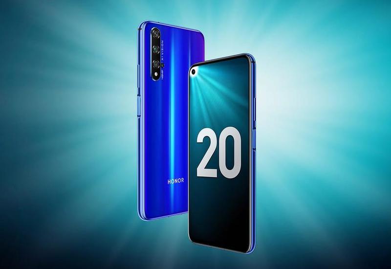 Huawei готовит компактный флагман Honor 20S