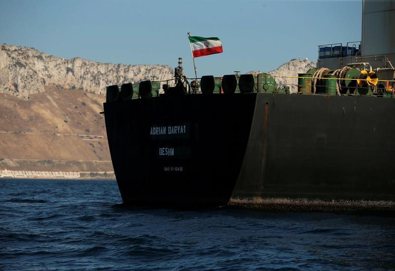 İranın neft dolu tankerləri Venesuelaya yola düşdü