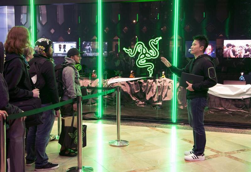 Razer открывает свой самый большой магазин в Лас-Вегасе