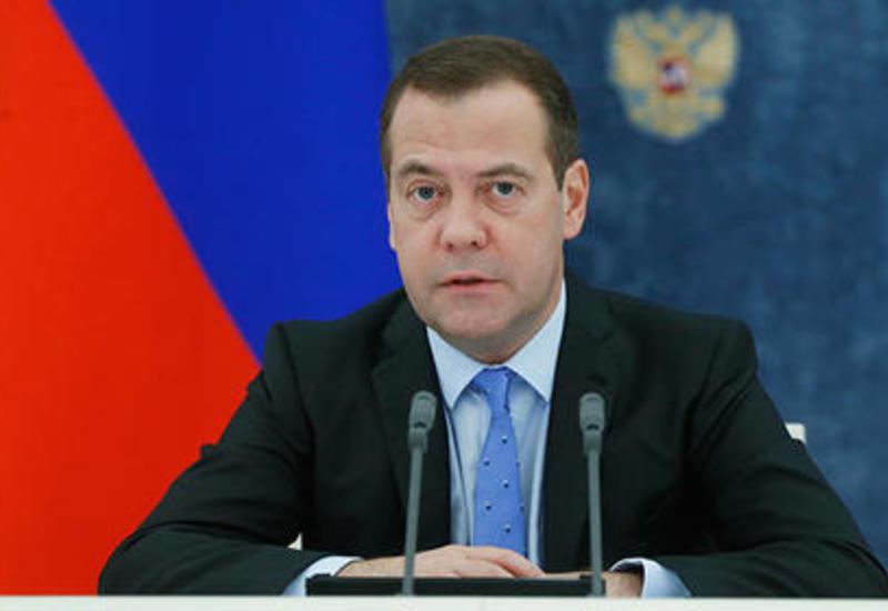 Дмитрий Медведев поздравил Первого вице-президента Азербайджана Мехрибан Алиеву
