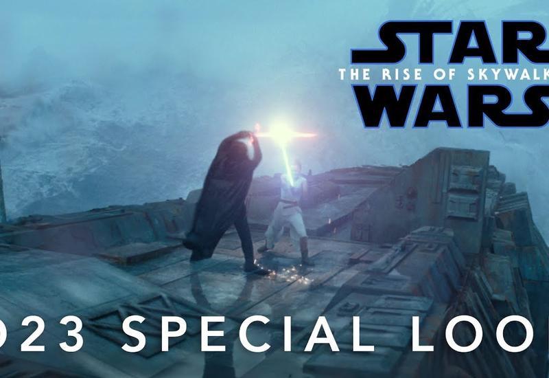 """Disney показал новые кадры из девятого эпизода """"Звездных войн"""""""
