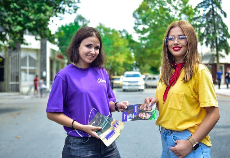 В Гяндже завершился летний проект Azercell «Цифровой мир в регионах»