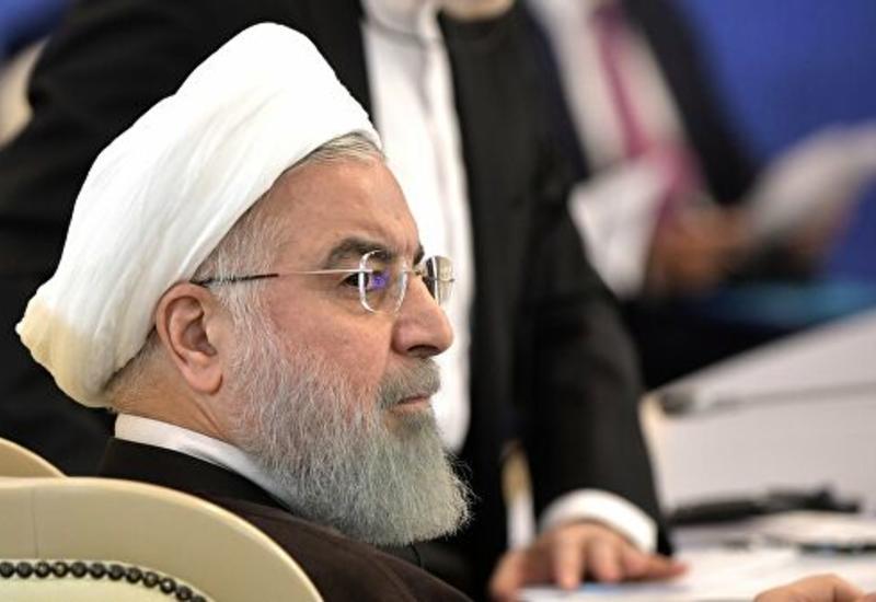 Роухани назвал условие для положительных перемен в отношениях США и Ирана