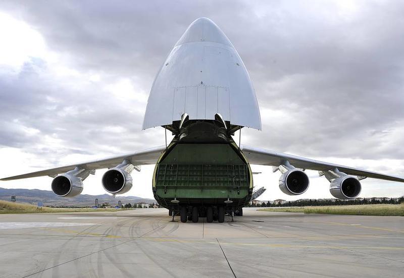 Начался второй этап поставок комплексов С-400 в Турцию