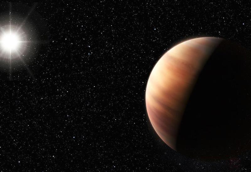Найдена планета с удивительной орбитой