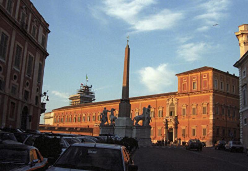 В Италии начался финальный этап консультаций по выходу из кризиса