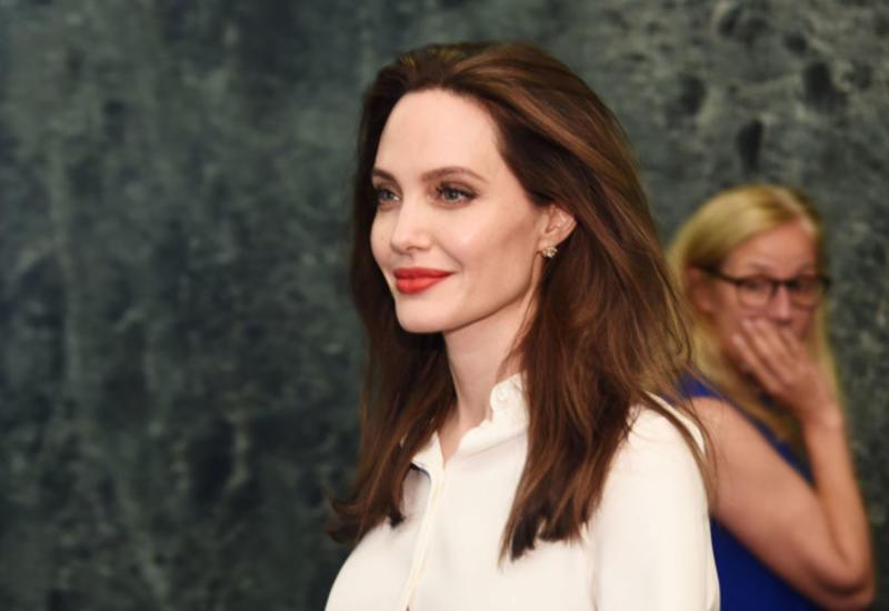 Анджелина Джоли показала свой необычный дом в лесу
