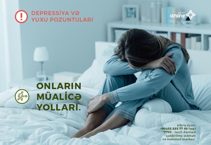 Депрессия и нарушения сна, способы избавления от них