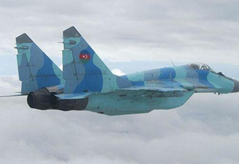 Истребители ВВС Азербайджана пролетят над Босфором