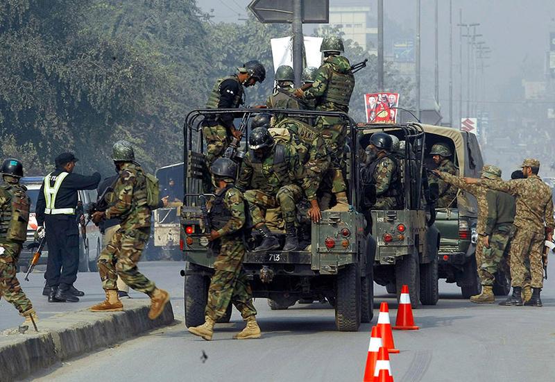 Пакистан обвинил Индию в нарушении режима прекращения огня в Кашмире