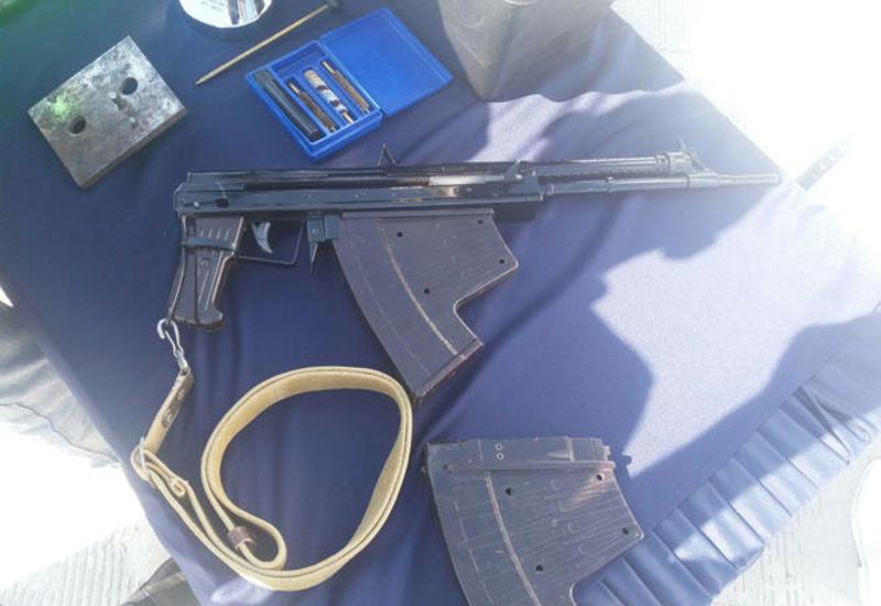 Супероружие азербайджанских пограничников