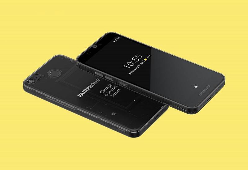 Fairphone представила модульный смартфон Fairphone 3