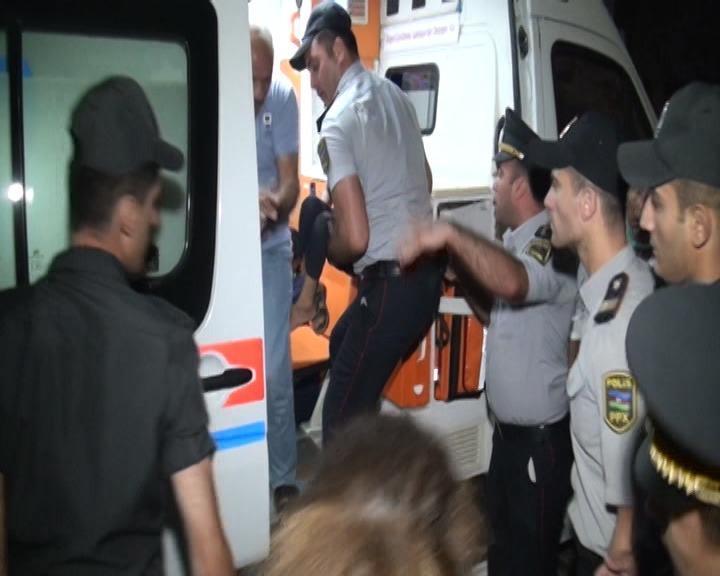МВД Азербайджана о страшной аварии в Лянкяране
