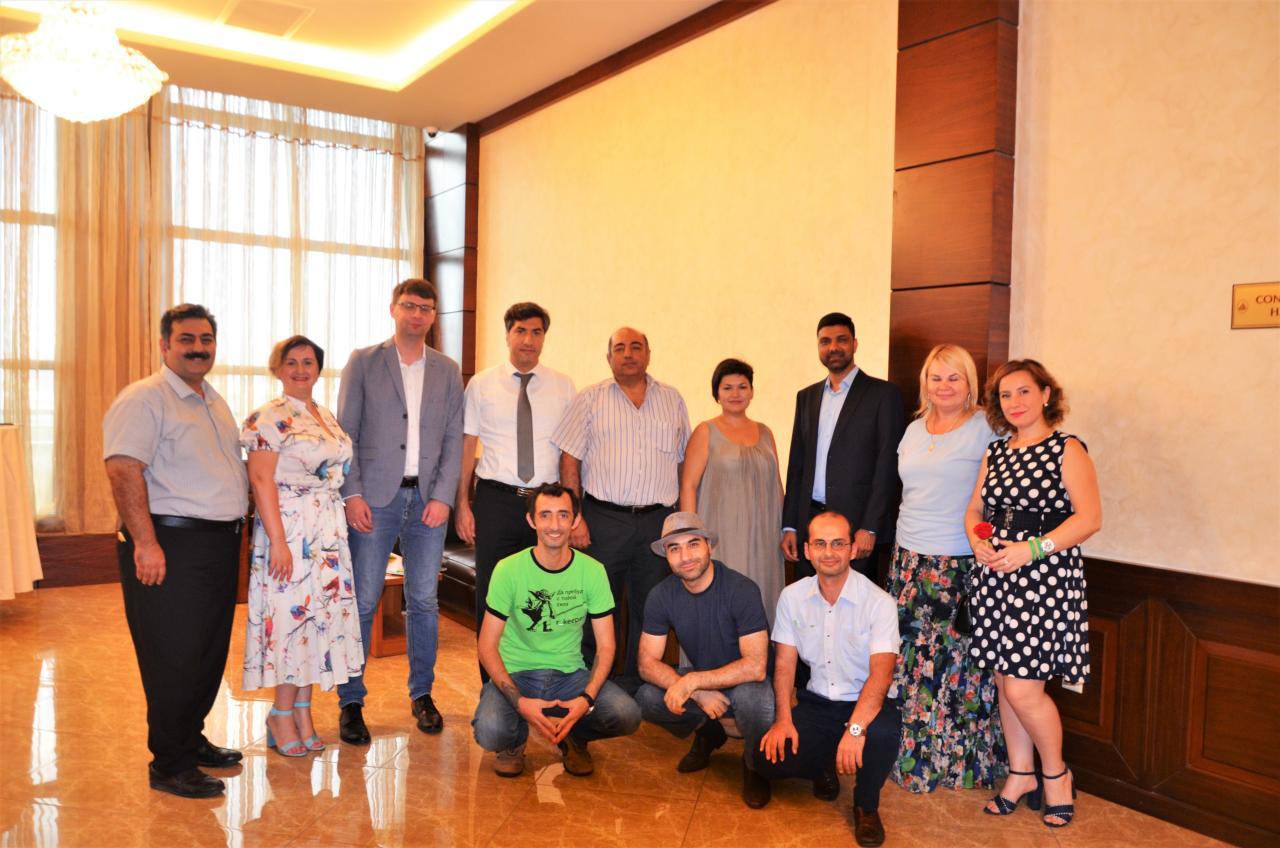 UCS Original Azerbaijan приглашает в индустрию гостеприимства будущего!