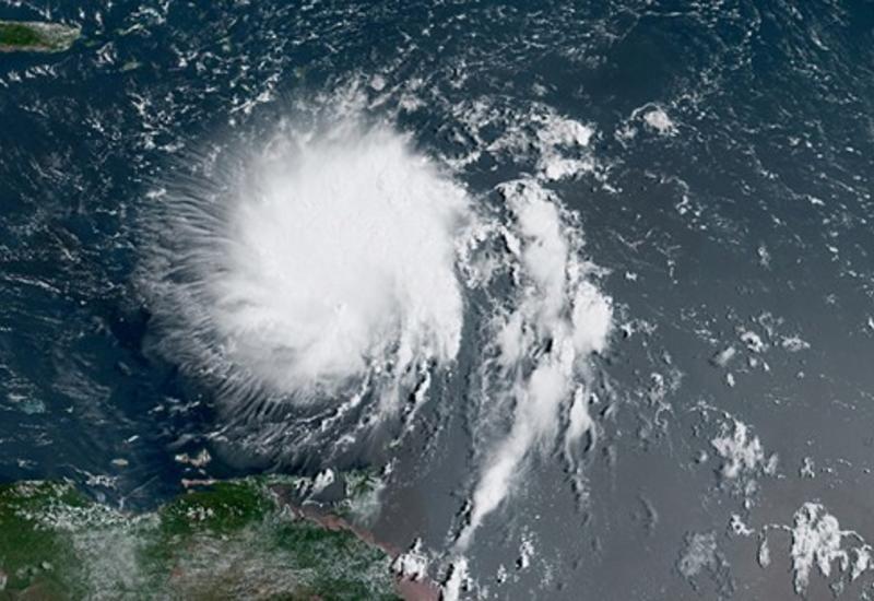 "В Джорджии объявили режим ЧП из-за приближения урагана ""Дориан"""