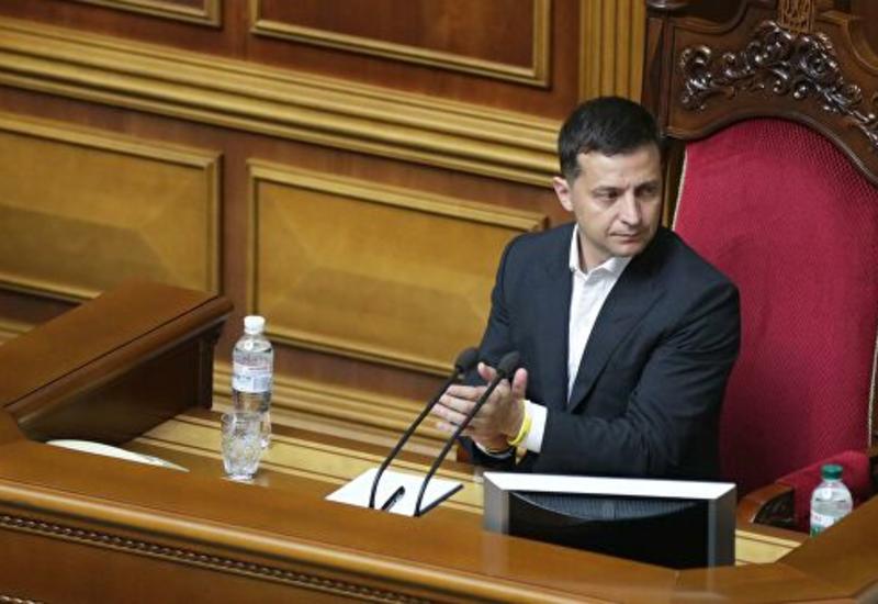 Владимир Зеленский предложил внести изменения в Конституцию Украины