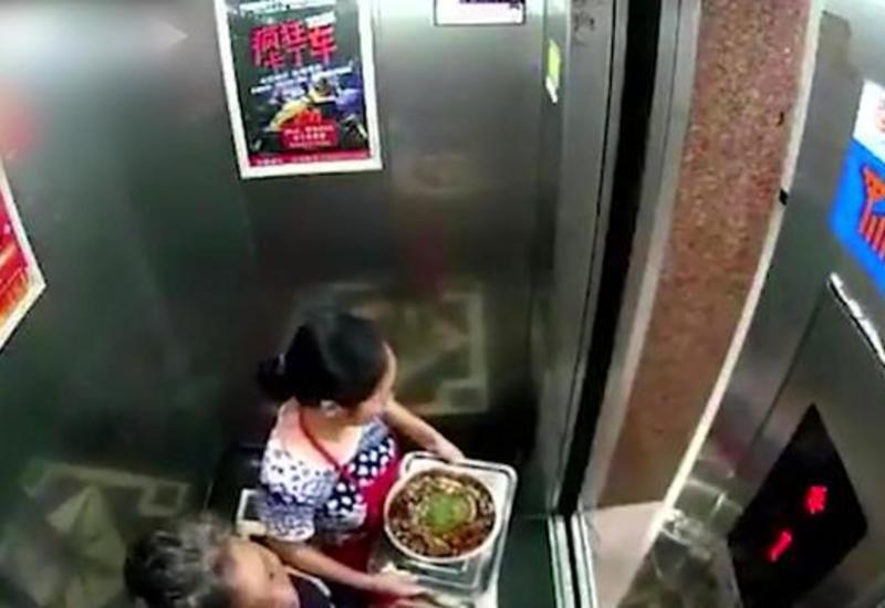 В лифте оказалась камера — photo 4