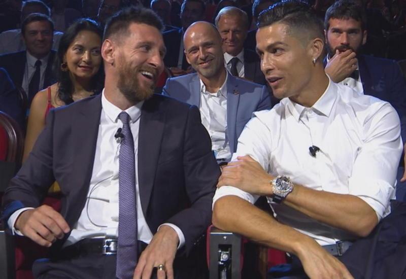 Роналдо рассказал о своем отношении к Месси: «Я скучаю»