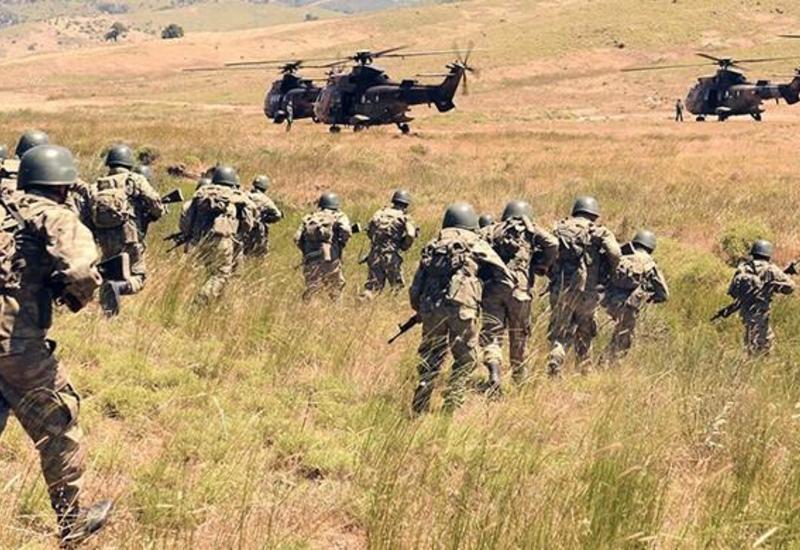 ВС Турции уничтожили в Ираке сотни террористов РПК