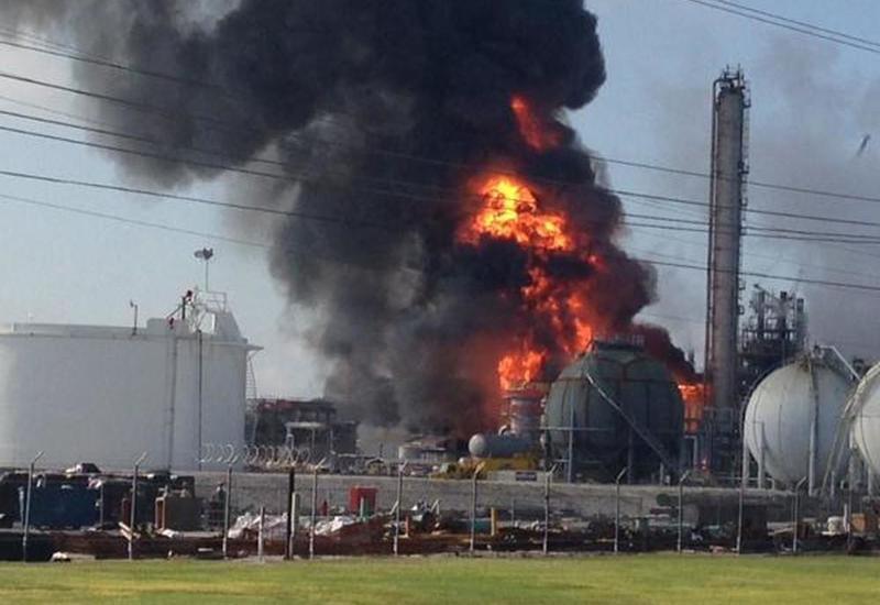 Взрыв на заводе в Японии, есть пострадавшие
