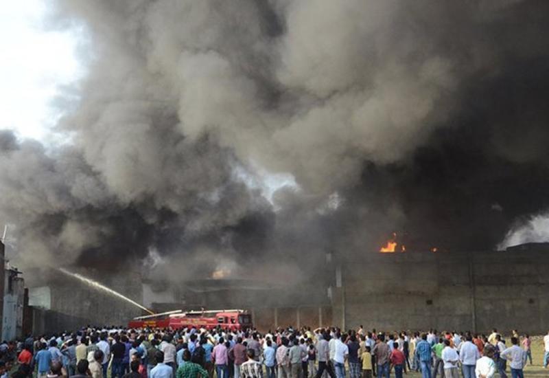 Возросло число жертв взрыва на химзаводе в Индии