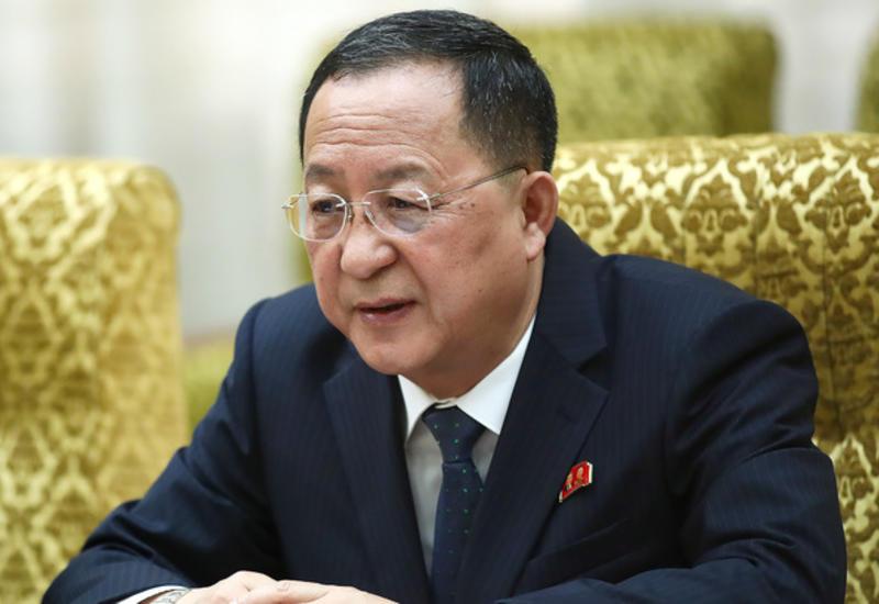 Глава МИД КНДР не поедет на Генассамблею ООН