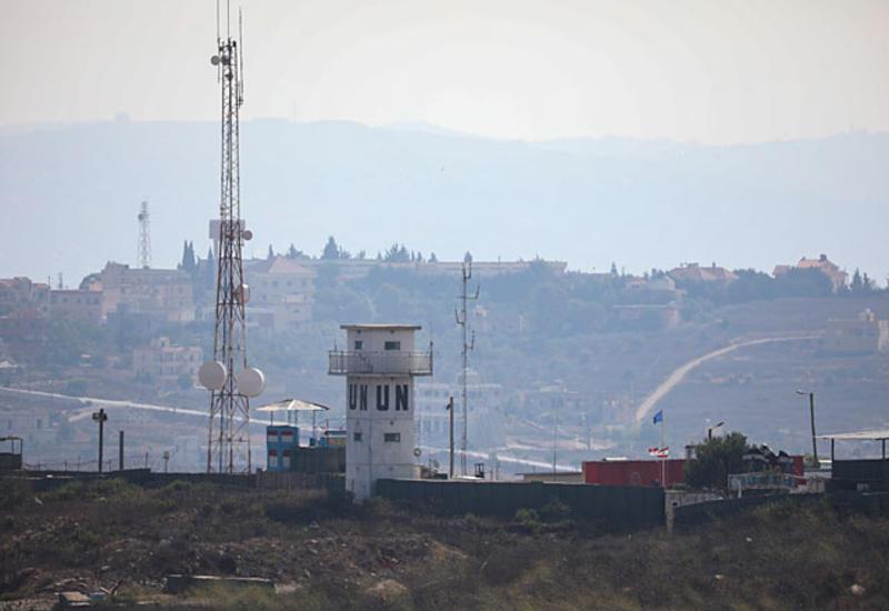 Ливан нанес удар по приграничному селению в Израиле