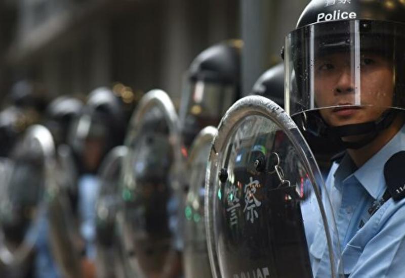 В Гонконге задержали более 60 человек в связи с беспорядками