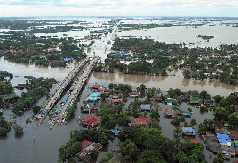 Наводнения в Таиланде, есть погибшие
