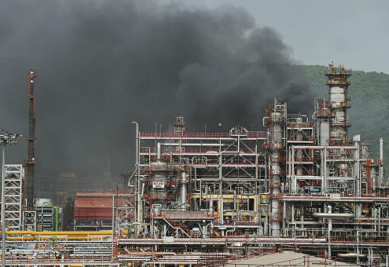 Крупный пожар на заводе в Индии, есть жертвы