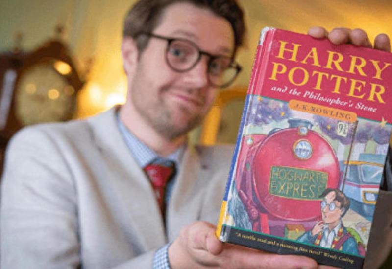 """Из американской школы убрали книги о Гарри Поттере из-за """"проклятий"""""""