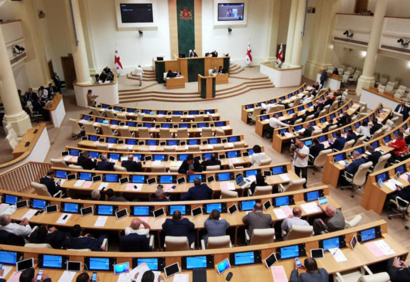 Парламент Грузии утвердит новое правительство до конца недели