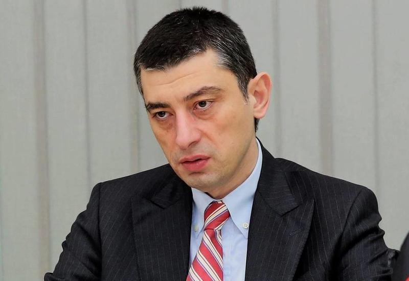 Глава МВД Грузии выдвинут на пост премьер-министра