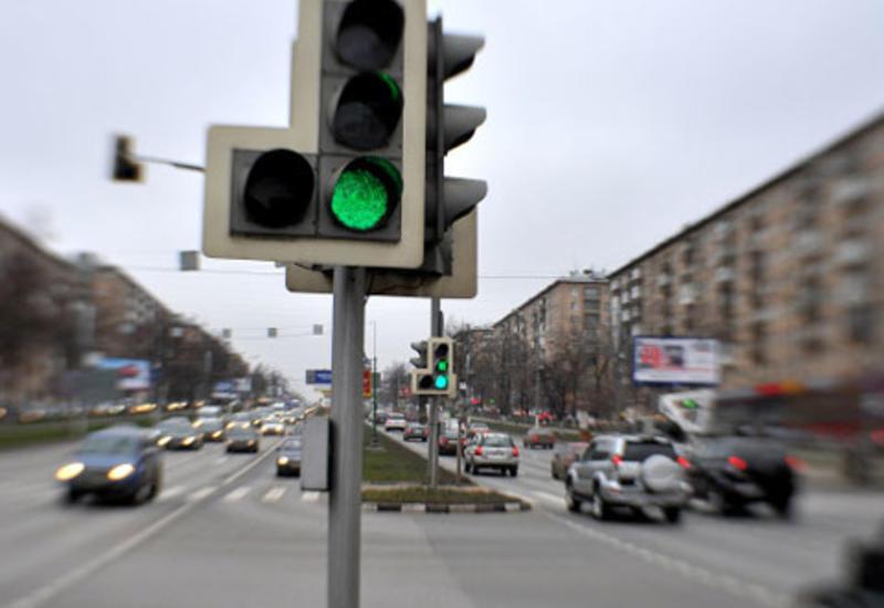 На этих улицах Баку не работают светофоры