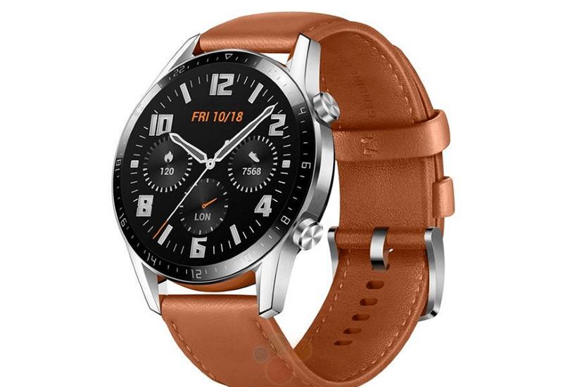 Huawei готовит к выходу смарт-часы Watch GT2