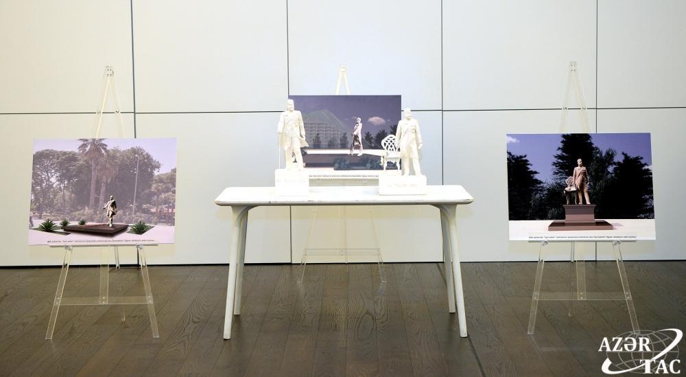 Завершился открытый конкурс по созданию памятника Гаджи Зейналабдину Тагиеву
