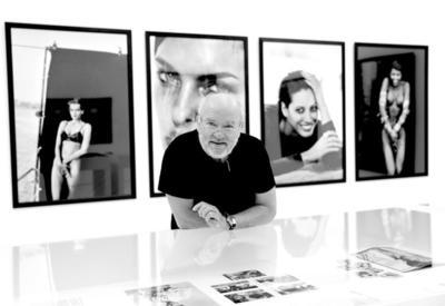 Умер культовый fashion-фотограф Питер Линдберг