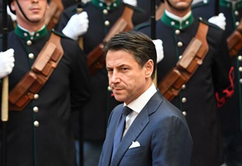 Конте сформировал новое правительство Италии