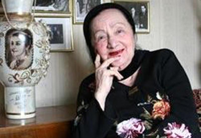 В Азербайджане отметят 100-летний юбилей Амины Дильбази