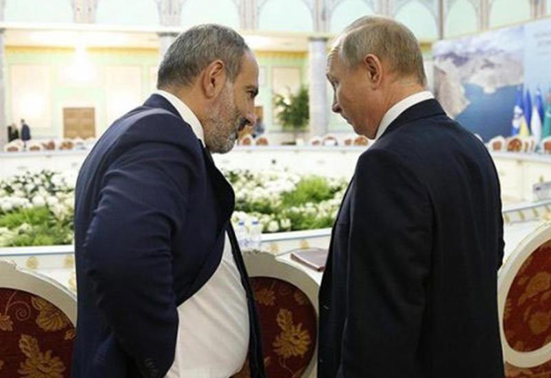 Владимир Путин отказался от встречи с Пашиняном?