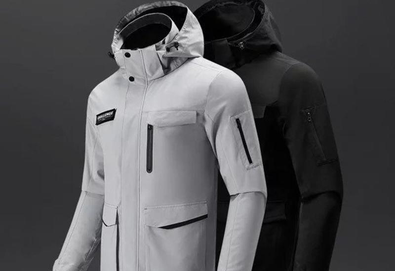 Xiaomi анонсировала многофункциональную куртку Uleemark
