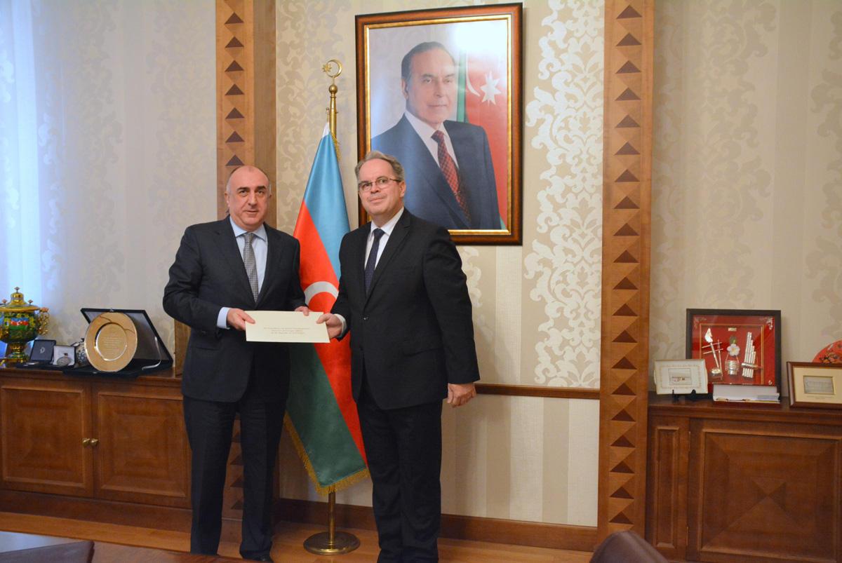 Назначен новый посол Латвии в Азербайджане