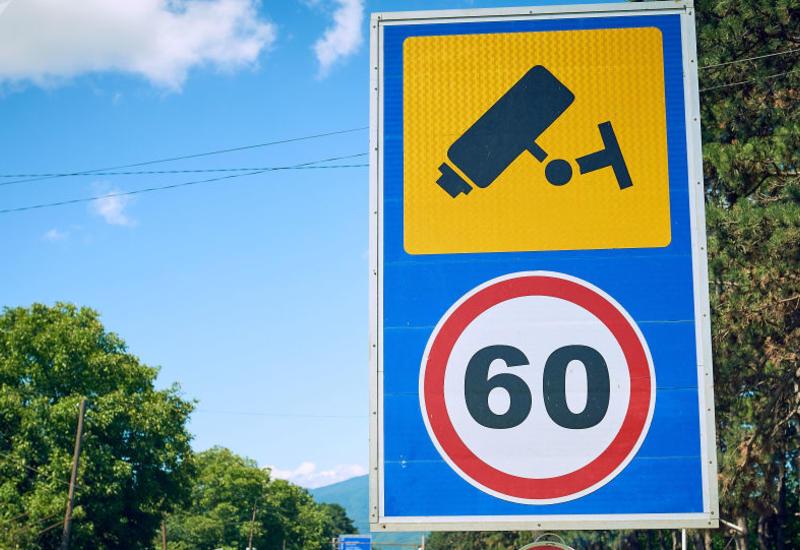 Грузия устанавливает умные камеры на дороге до границы с Азербайджаном
