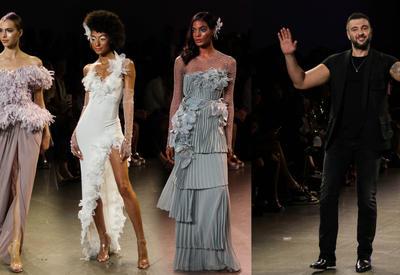 """&quot;Хары бюльбюль&quot; на Неделе моды в Нью-Йорке - Все о новой коллекции Руфата Исмаила <span class=""""color_red"""">- ФОТО</span>"""
