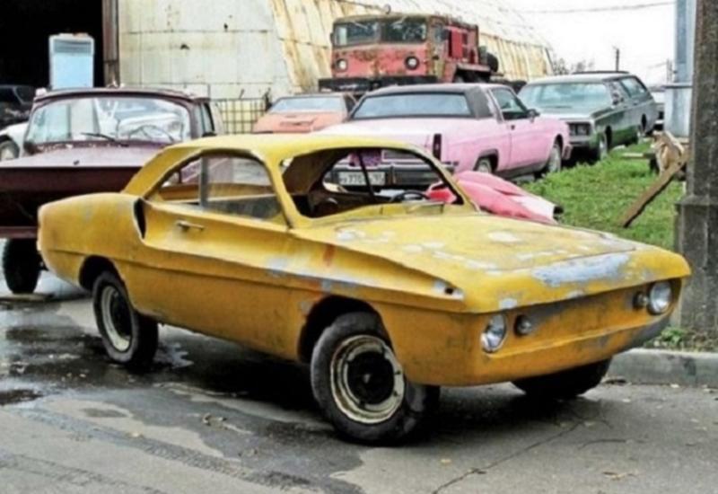 ЗАЗ «Спорт-900»: советский Porsche, навсегда оставшийся концептом
