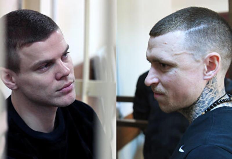 Кокорина и Мамаева выпустили по УДО