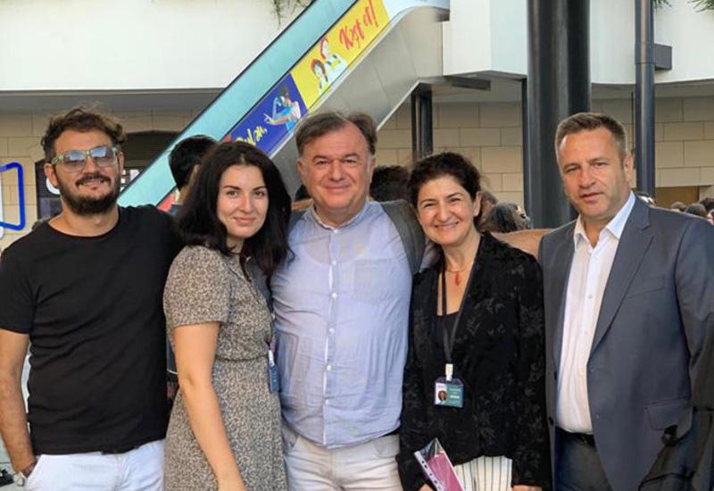 В CinemaPlus прошел Международный юношеский кинофестиваль Salam
