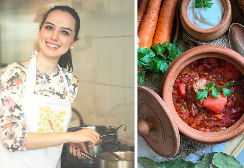 Время готовить борщ - Рецепт от Или Мамедовой