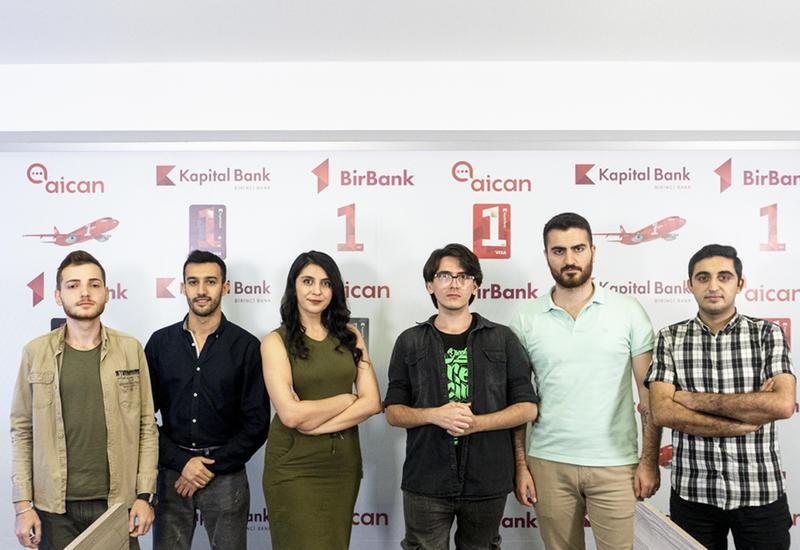 Kapital Bank развивает молодых специалистов в области IT