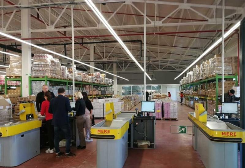 В Азербайджане появится известная российская сеть супермаркетов
